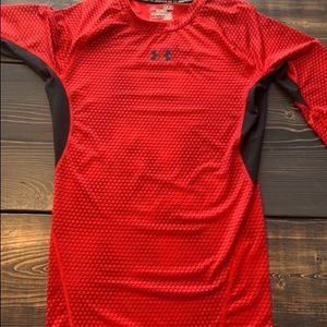 Under Armour compression shirt men's medium
